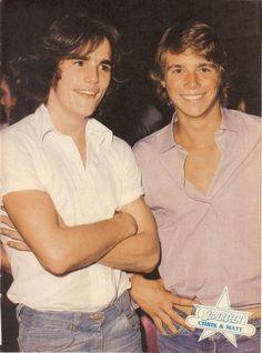 Matt Dillon and Christopher Atkins