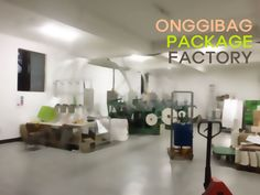 ONGGIBAG Package factory