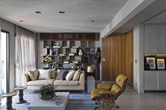 Com mais de 105 m², este moderno e refinado loft que se…