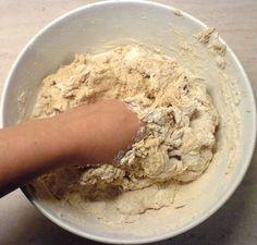 to prosforo Greek Sweets, Oatmeal, Ice Cream, Breakfast, Desserts, Food, Breads, No Churn Ice Cream, Breakfast Cafe