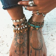 Boho-Schmuck / / Bohemian Schmuck / / Hippie-Schmuck / / Hippie-Chic / / Boho-Stil Schmuck / / Bohostyle Source by freebohospirits No related posts. Style Boho, Look Boho, Boho Chic, My Style, Hippie Chic Style, Hippie Styles, Gypsy Style, Looks Hippie, Hippie Man