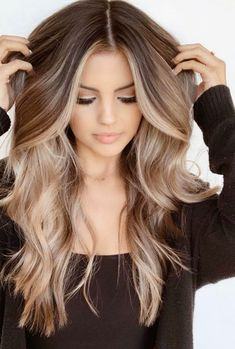 Style Fashion Tips Density / Luxury Bronde Balayage Wig / Blonde Human Hair Wig / Lace Frontal Wig / Chopp.Style Fashion Tips Density / Luxury Bronde Balayage Wig / Blonde Human Hair Wig / Lace Frontal Wig / Chopp Bronde Balayage, Hair Color Balayage, Bronde Haircolor, Brown Blonde Hair, Balayage Hair Brunette With Blonde, Blonde For Brunettes, Blonde Balayage Highlights On Dark Hair, Natural Blonde Balayage, Going Blonde From Brunette