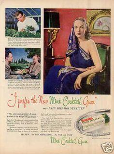 vintage cocktail ads - Google Search