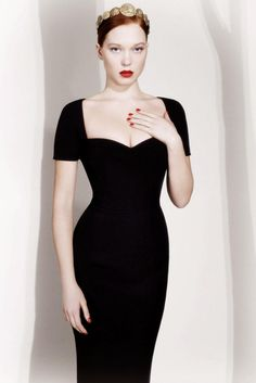 Lea Seydoux  Vincent Cassel - L'Express Styles Magazine France February 2014