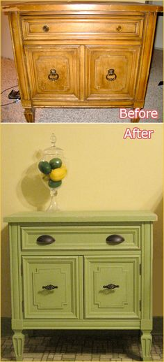 I could see this working well in a bathroom. Beautiful color choice and the nobs are awesome!!!