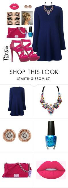 Patrizzia14.02.2017a by patrizzia on Polyvore featuring moda, Proenza Schouler, Chanel, Ron Hami, OPI and ShoeDazzle
