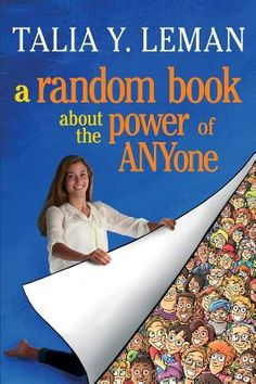 A Random Book About the Power of Anyone- Talia Y Leman Good Books, Books To Read, My Books, Film Books, Comic Books, Kind Campaign, Meditation Practices, Book Images, Nonfiction