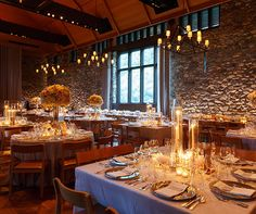 Colin Cowie, Barn Wedding, white, outdoor, Blue Hill at Stone Barns || Colin Cowie Weddings