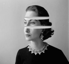 French artist Matthieu Bourel, based in Berlin, makes wonderful collages from actors' photographs such as Gregory Peck, and also famous actresses and singers. With a surrealistic and sculptural dimension, he decomposes, pastes and detaches the different parts of a body or a smooth face.