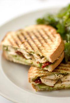 Un panino goloso e light, con pochi grassi, per mantenersi in forma senza stare a dieta