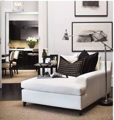 Chaise longue, #living room