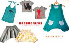 Colección primavera/verano 2012 de Nadadelazos