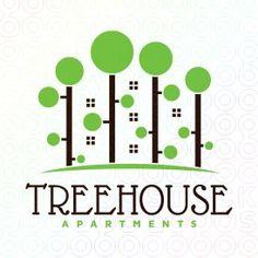 Tree+House+Apartments+logo