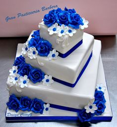 Le torte decorate di CettyG...: wedding cake
