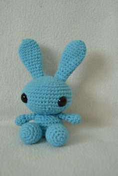 Onnen ommel: Virkkausohje - pupu Dinosaur Stuffed Animal, Knitting, Toys, Crochet, Animals, Amigurumi, Chrochet, Tricot, Animaux