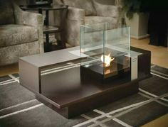 Why Should You Use An Roved Fire Pit Coffee Table With Indoor