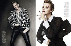 """Vogue Spain - """"Doble Juego"""""""