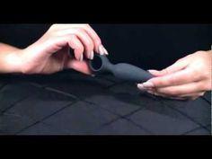El Plug Anal de la colección de juguetes eróticos Cincuenta Sombras de Grey (Fifty Shades of Grey) esta hecho de sedosa silicona de primera calidad.