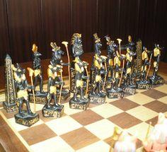 """"""" Египетские шахматы """""""