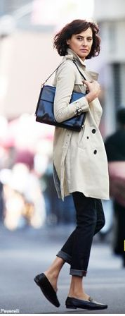 Quintessential Parisian woman