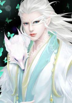 New anime fantasy art male 27 Ideas Fantasy Art Men, Anime Art Fantasy, Beautiful Fantasy Art, Fantasy Artwork, Handsome Anime Guys, Cute Anime Guys, Korean Art, Asian Art, Boy Art