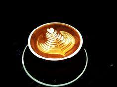 Cafe Latte @ de Cafe Baristas