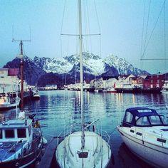 Tranquillità alle Isole Lofoten... #MagicNorway   http://www.volagratis.com/promo/diari-di-viaggio/magic-norway/magic-norway.html
