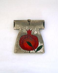Pomegranate nar kaftan