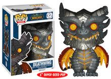 """Funko 6"""" Deathwing www.PopGoesTheFunko.com www.DiecastAutoWorld.com 2312 W. Magnolia Blvd., Burbank, CA 91506 818-355-5744 AUTOart Bburago Movie Cars First Gear GMP ACME Greenlight Collectibles Highway 61 Die-Cast Jada Toys Kyosho M2 Machines Maisto Mattel Hot Wheels Minichamps Motor City Classics Motor Max Motorcycles New Ray Norev Norscot Planes Helicopters Police and Fire Semi Trucks Shelby Collectibles Sun Star Welly"""