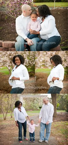 A family maternity portrait photography session in Harford County, MD