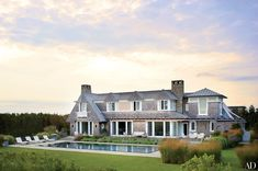 Vacation Home Ideas - Stylish Hamptons Houses Photos   Architectural Digest