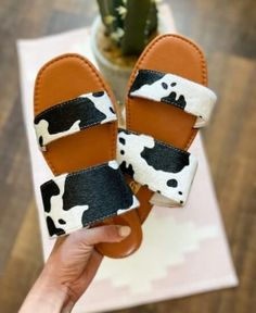 Prairie Chic    BEACHIE SANDAL - COW PRINT $ 28.40  #outfitoftheday #styleoftheday  #outfitinspiration #ootd #onlineboutique #boutique #onlineshopping #fashion #love #shopsmall #trend #style #fashion #womensclothing #shoplocal #styleblogger #womensfashion #wearitloveit #2020fashion #casualstyle #casualoutfit #sandals #platforms #summer #slipon