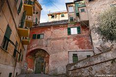 quartiere del carmine-genova Poet, Italia