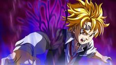 Download wallpapers of Meliodas, Seven Deadly Sins, Anime