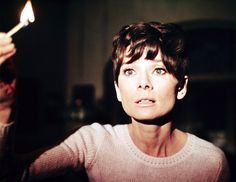 One of the scariest scenes I have ever watched: Audrey Hepburn is blind and she manages to thwart intruders by shutting off all the lights in her apartment—it is pitch black but you are really in her shoes, only able to decipher what is going on by listening to the men banging around the house trying to kill her. —Kelly Connor, Vogue.com Market Editor - Photo: Courtesy of © Warner Bros./Everett Collection