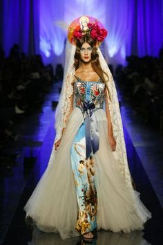 jean paul gaultier collezione haute couture spring 2013 - Google Search