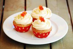 Cupcakes con Buttercream de Merengue Suizo