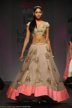 Anushree Reddy, Lakme Fashion Week Summer Resort 2014