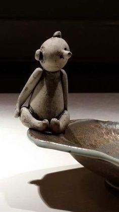 Soap Dish By Kai Eckenbach - Bear Pile