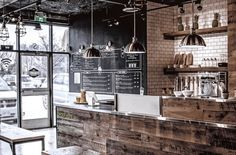 The Cold Pressery by 1POINT0, Mississauga – Canada » Retail Design Blog