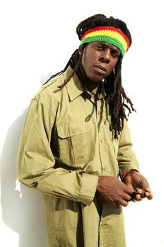 One of my favs :) #ras #sexiness --> REGGAE, RICHIE SPICE, http://jahwall.ek.la