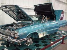 Klique lowrider car club Phoenix.AZ Chapter....