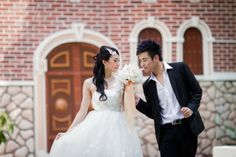 Wedding Photography - Wedding Photoshot ~ By: De Santia http://www.wedding.com.my/category-bridal-house/15
