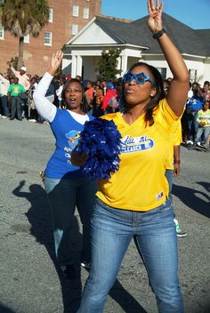 Albany State University HOMECOMING PARADE 2012