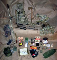 Cold Steel Knives: Bug Out Bag - Contest Winners