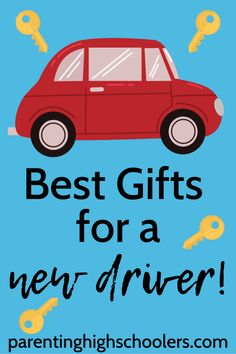 I want to share tips for surviving these days, and give you some great ideas for the best gifts for a new driver. Driving Rules, Driving Tips, New Drivers, Best Gifts, News