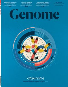 Genome covers personalized medicine and the genomic revolution that makes it possible. It is a quarterly magazine for the public at large: patients, family, caregivers, and healthcare professionals on the education frontlines. Its mission is to empower readers to make informed health decisions that will help them live better and longer.