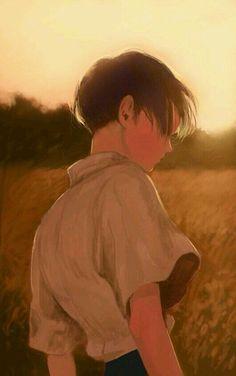 Levi Ackerman l Attack on Titan l Shingeki no Kyojin Manga Anime, Fanarts Anime, Anime Guys, Anime Art, Attack On Titan Fanart, Attack On Titan Levi, Ereri, Levihan, Eren E Levi