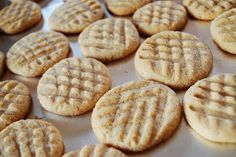 """Point-less"" Meals: Peanut Butter Cookies"