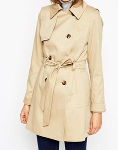 Image 3 of ASOS Classic Trench